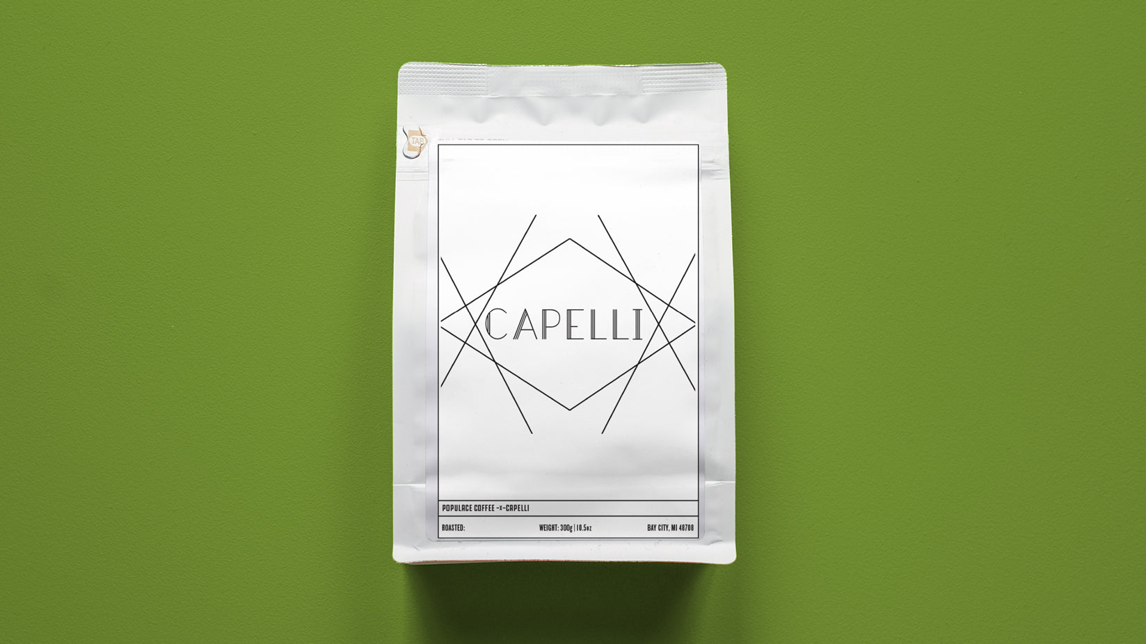Capelli Support Coffee