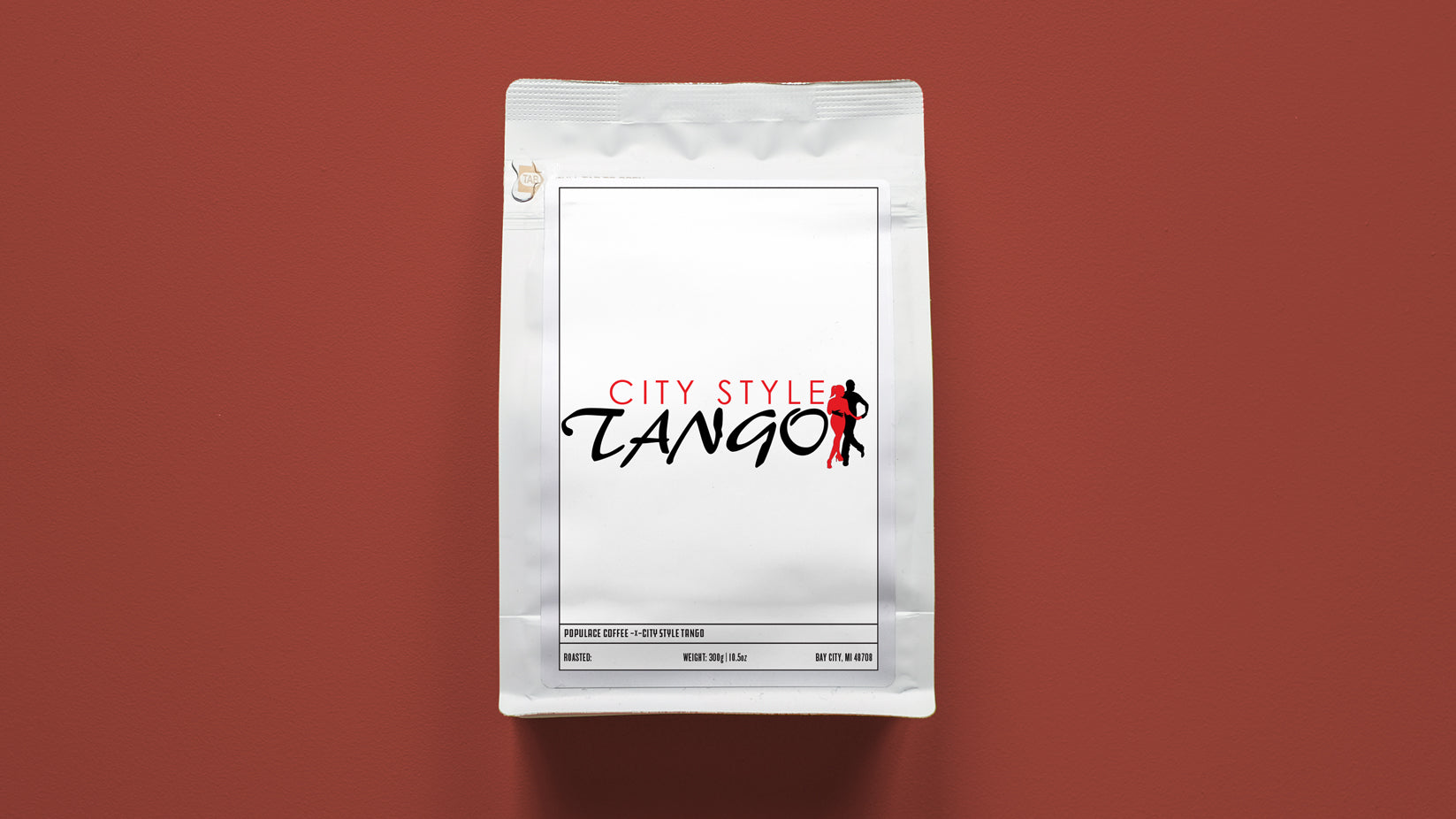 City Style Tango Support Coffee