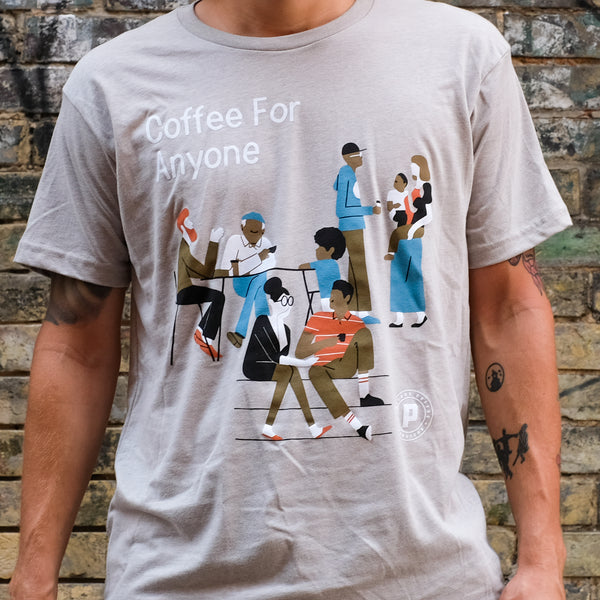 Coffee For Anyone T-shirt
