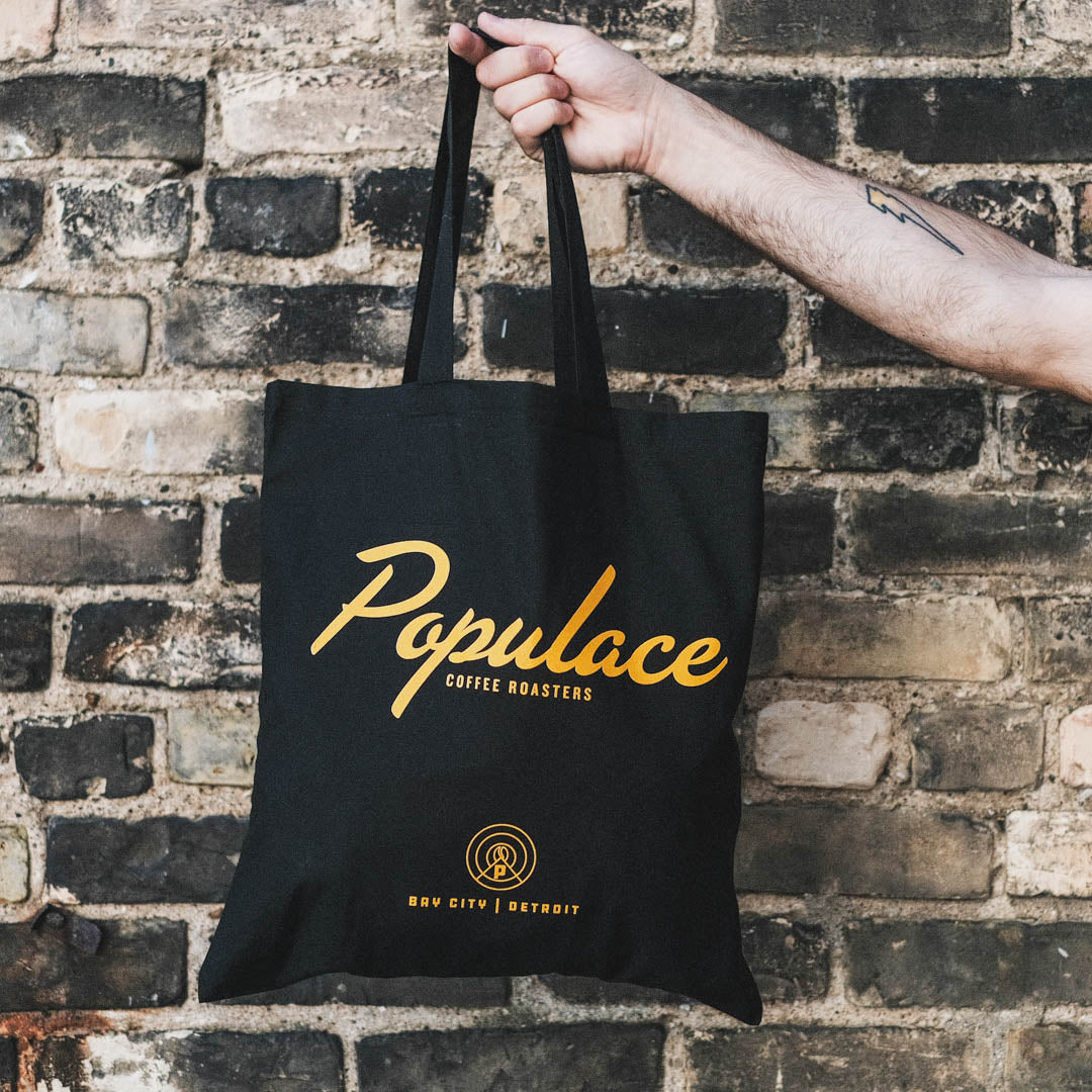 Populace (BC | DET) Tote Bag
