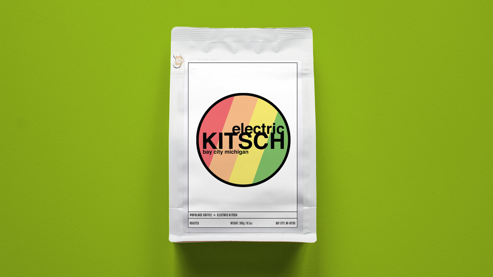 Electric Kitsch Support Coffee