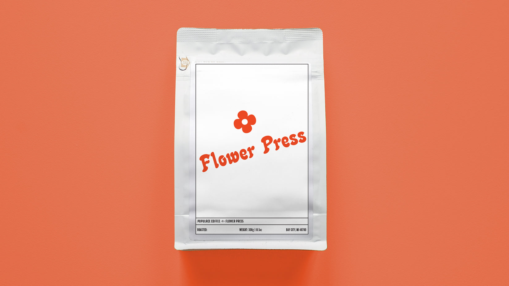 Flower Press Support Coffee