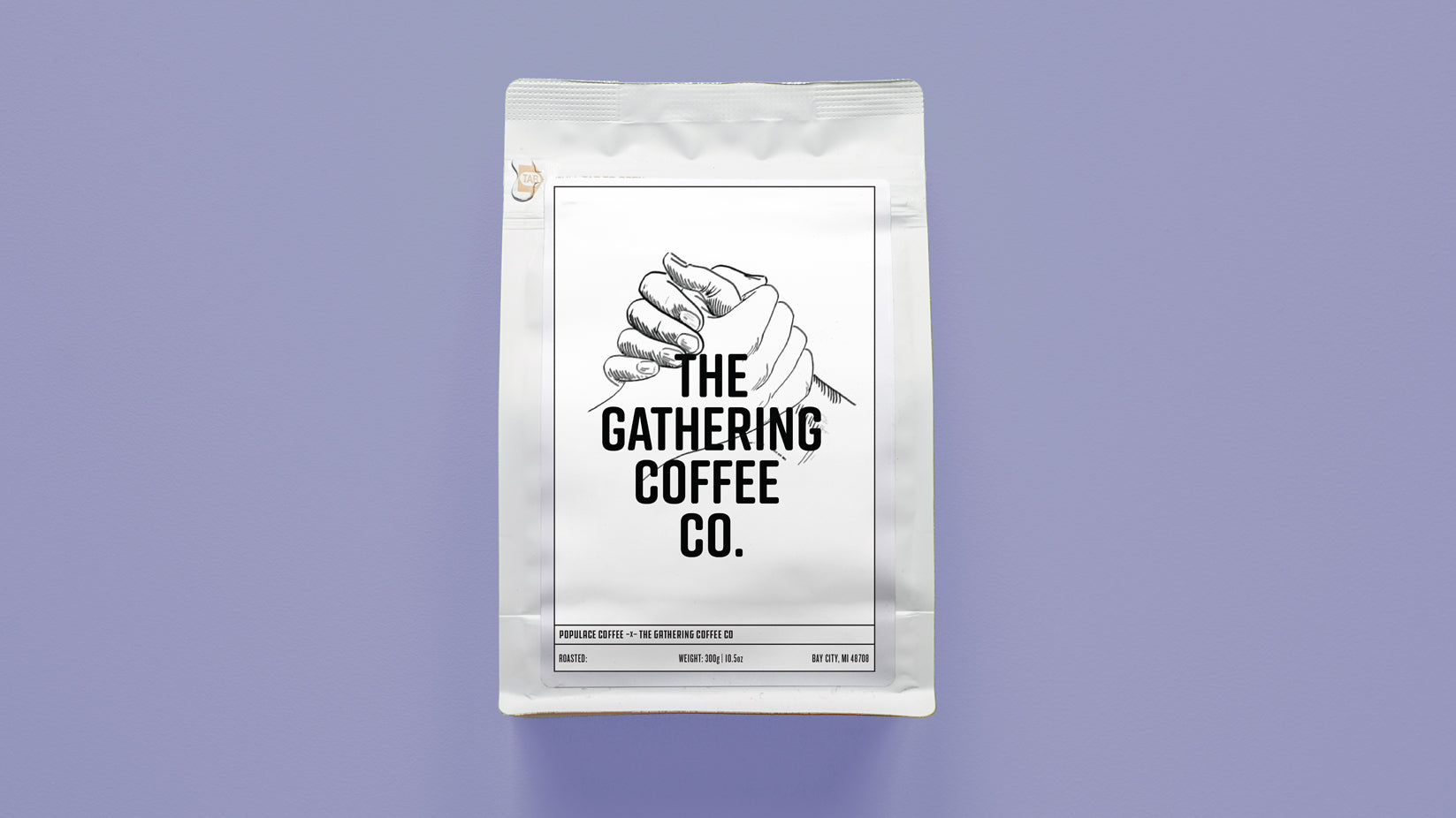 The Gathering Coffee Co. Support Coffee