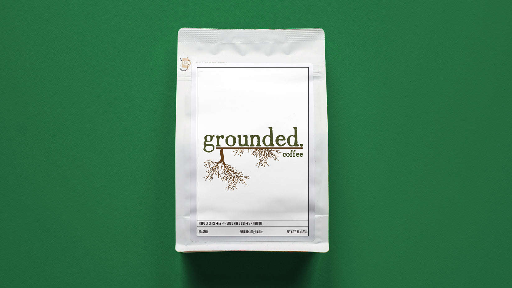 Grounded Support Bag
