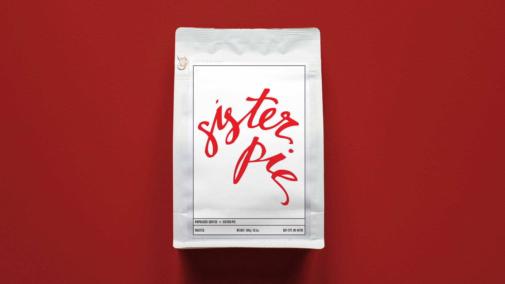 Sister Pie Support Bag