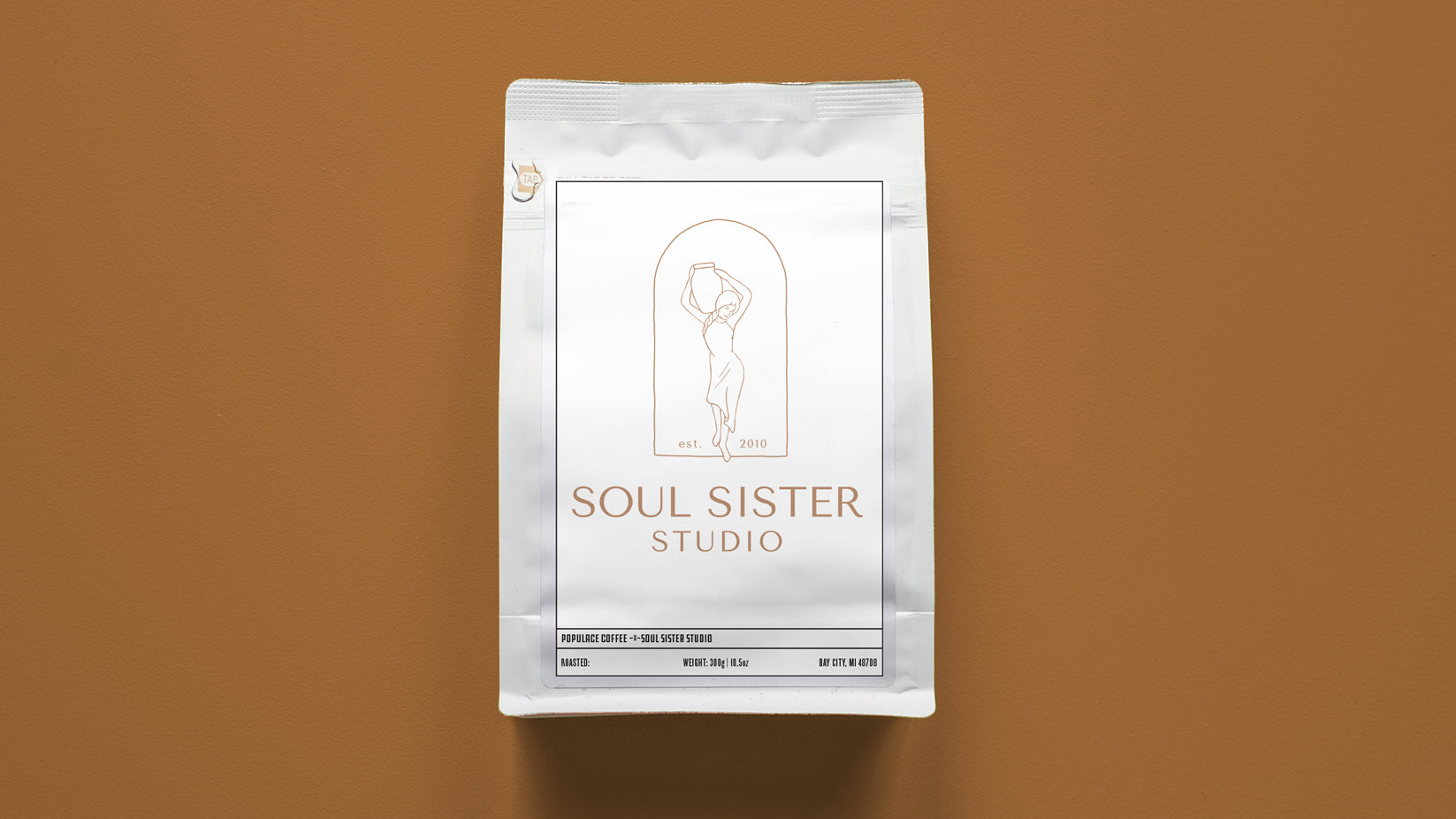 Soul Sister Studio Support Coffee