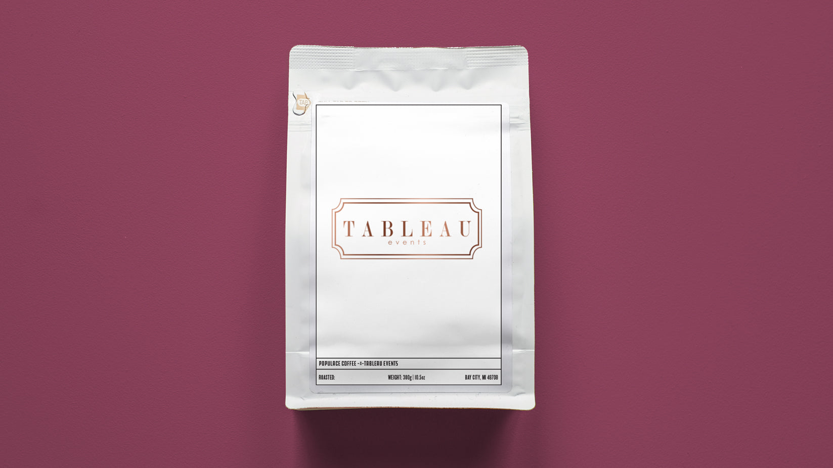 Tableau Events Support Coffee
