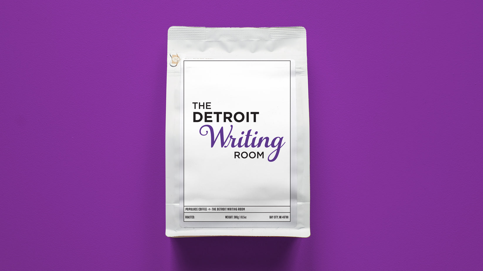 The Detroit Writing Room Support Coffee