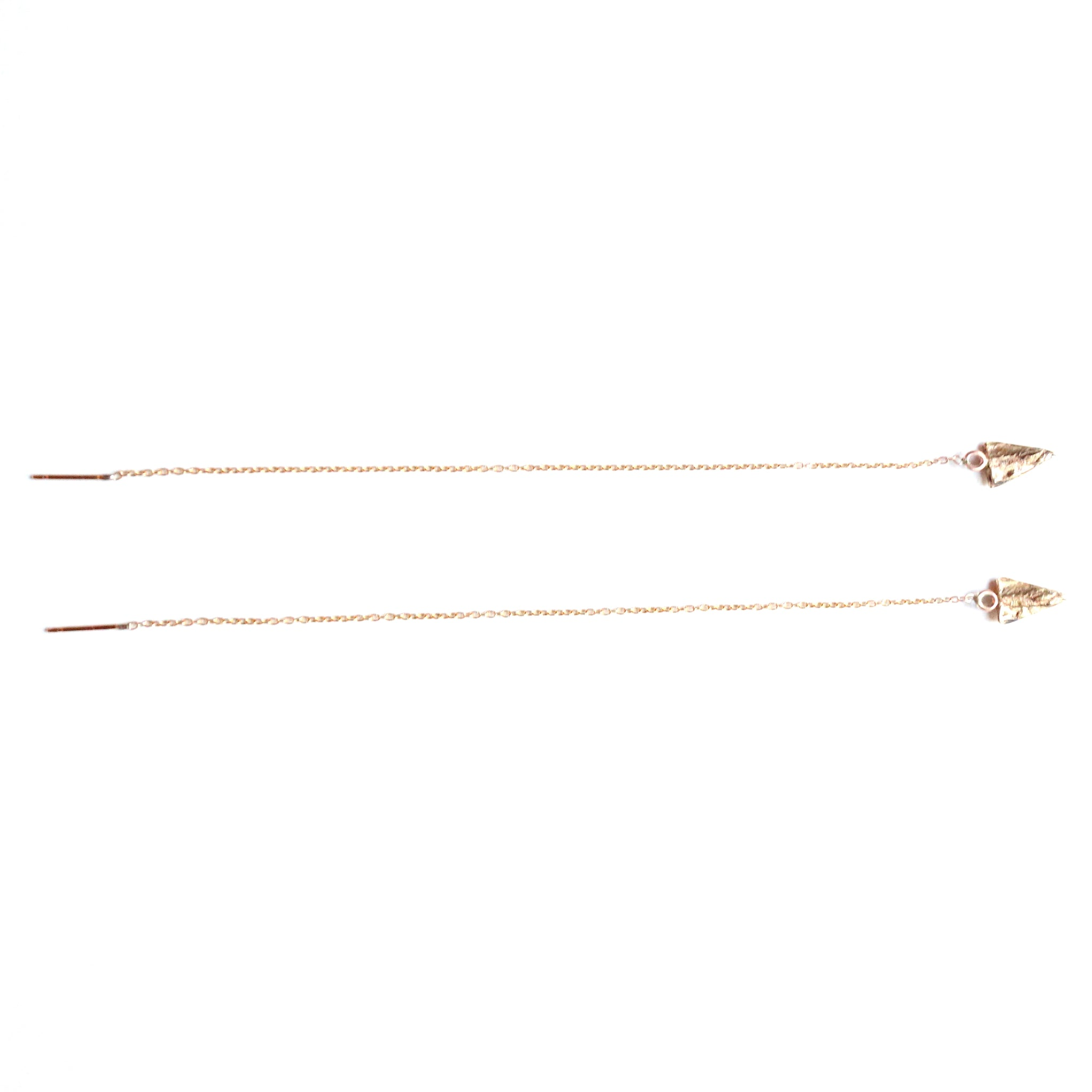 Arrow Threader Earrings