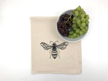 Load image into Gallery viewer, Bee Flour Sack Towel