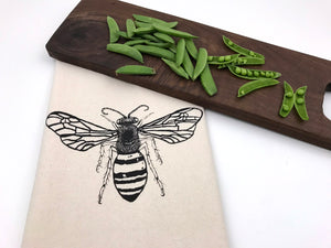 Bee Flour Sack Towel