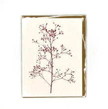Load image into Gallery viewer, Holiday Berry Branch Card