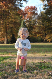 Bunny Long Sleeve Bodysuit