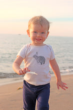 Load image into Gallery viewer, Bunny Toddler and Kids Tshirt