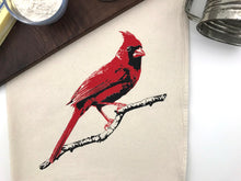 Load image into Gallery viewer, Cardinal Flour Sack Towel