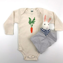 Load image into Gallery viewer, Carrot Long Sleeve Bodysuit
