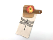 Load image into Gallery viewer, Dragonfly Flour Sack Towel