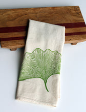 Load image into Gallery viewer, Ginkgo Flour Sack Towel