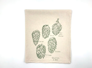 Hops Flour Sack Towel