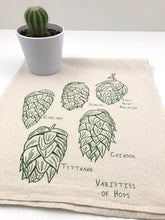 Load image into Gallery viewer, Hops Flour Sack Towel