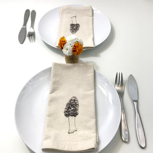 Morel Napkin Set of 2