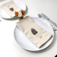 Load image into Gallery viewer, Morel Napkin Set of 2