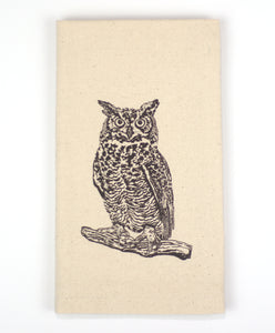 Owl Napkin Set of 2