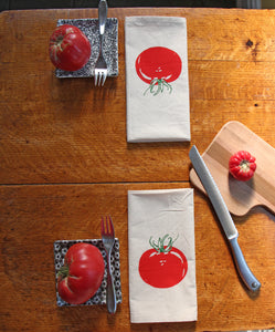 Tomato Napkin Set of 2