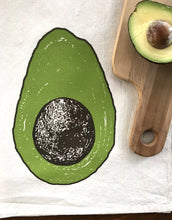 Load image into Gallery viewer, Avocado Flour Sack Towel