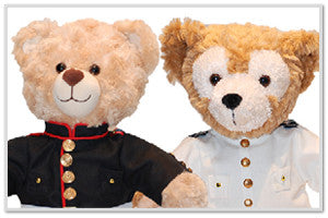Build-A-Bear Dolls