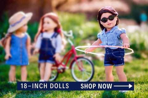 18-Inch Doll Clothes Patterns