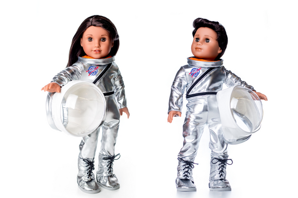 Boy Doll Measurement Compared to 18-Inch American Girl® Dolls