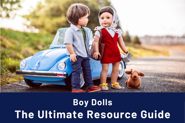 Review of 18-inch Boy Dolls Resource Guide