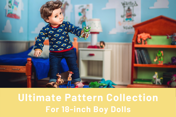 Boy Doll Clothes Patterns