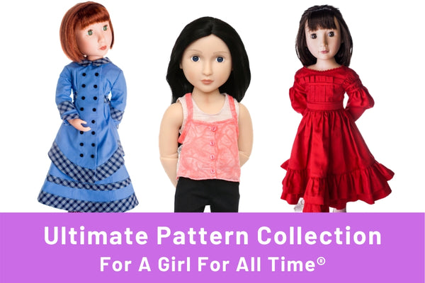 A Girl For All Time Clothes Sewing Patterns