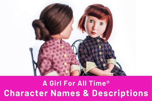 A Girl For All Time Characters