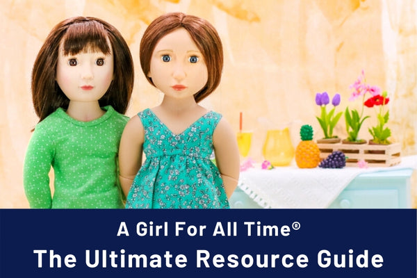 Resource Guide Doll Review A Girl For All Time