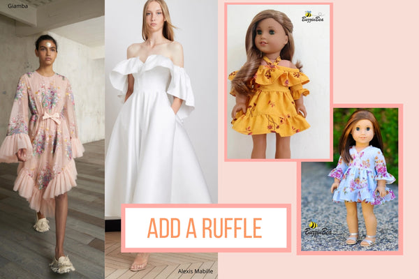 Summer Trends To Sew For Your Doll