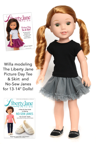Willa WellieWishers™ Doll
