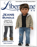 Doll Clothes Boy Jeans Patterns