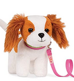 Our Generation King Charles Puppy For 18-inch dolls