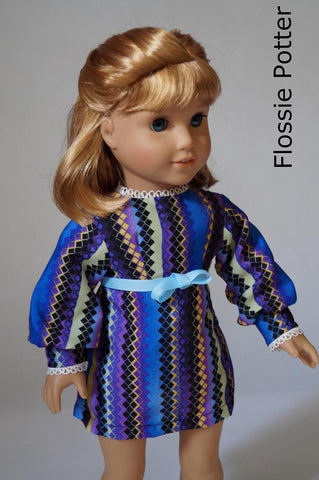 "1970s First Formal 18"" Doll Clothes"