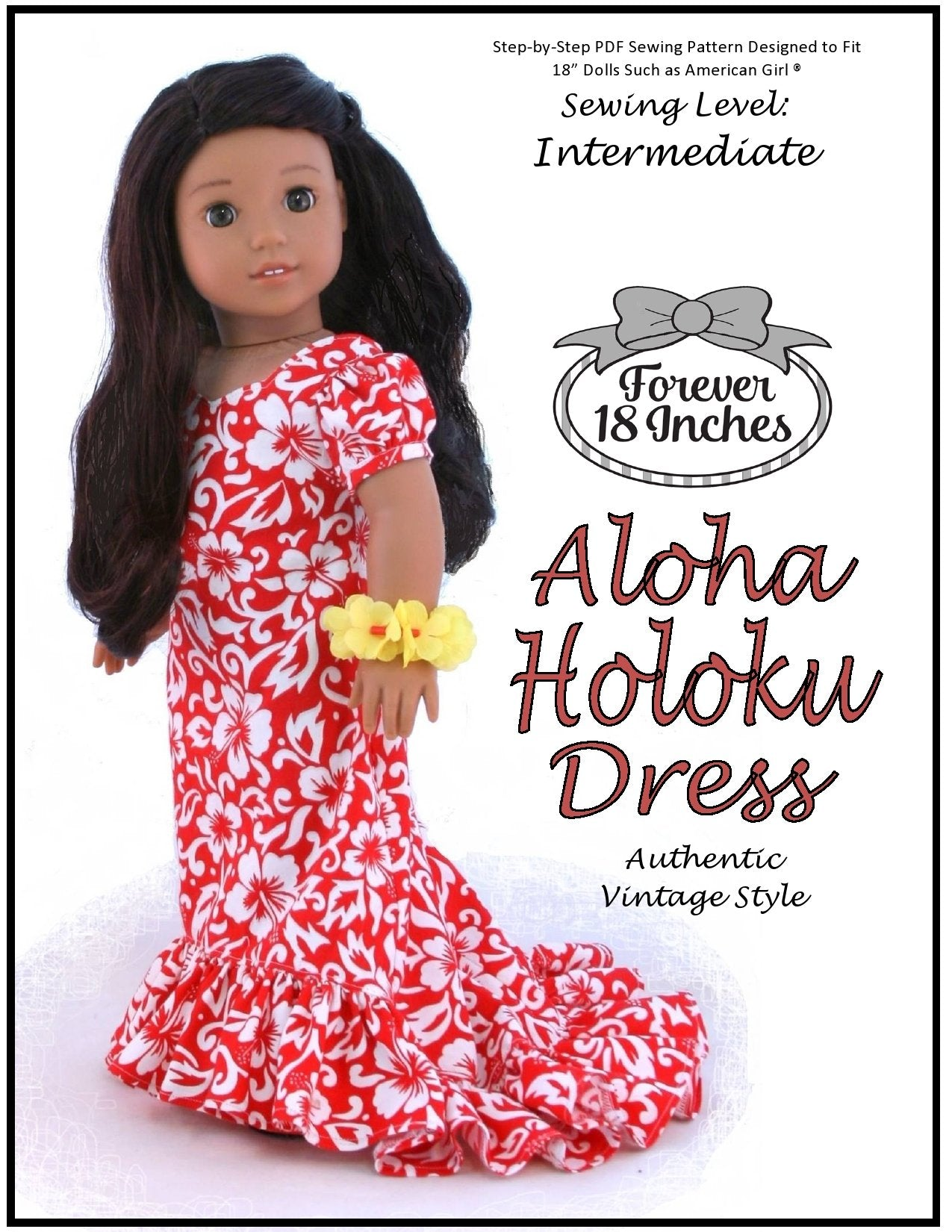 Movers & Shakers! Best Selling 18 Inch Doll Clothes Patterns | Pixie ...