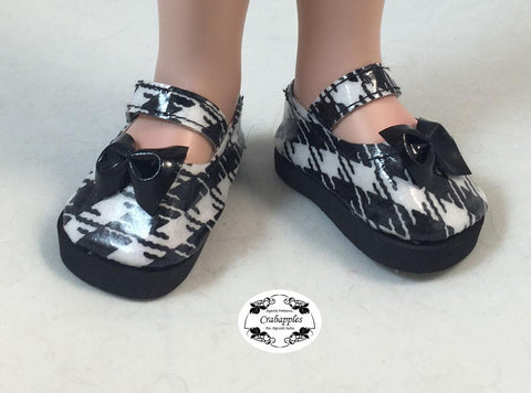 Classic Shoe Pattern for AGAT Dolls