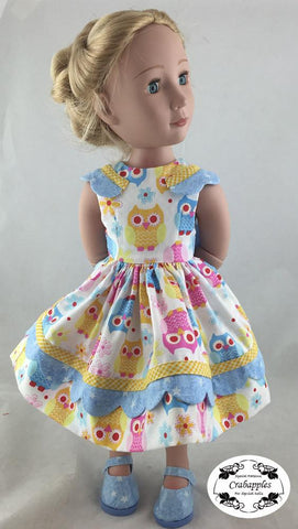 Sunday Best Pattern for AGAT Dolls