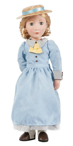 "Amelia Your Victorian Girl - A Girl For All Time 16"" Doll"