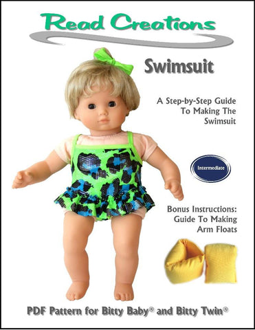 "Swimsuit 15"" Doll Clothes"