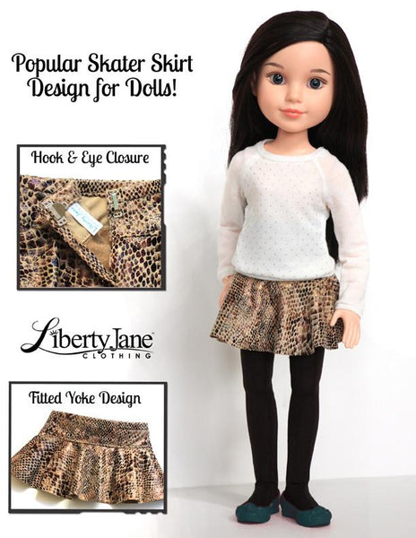 Liberty Jane Piccadilly Sweater Amp Skirt Bundle Doll