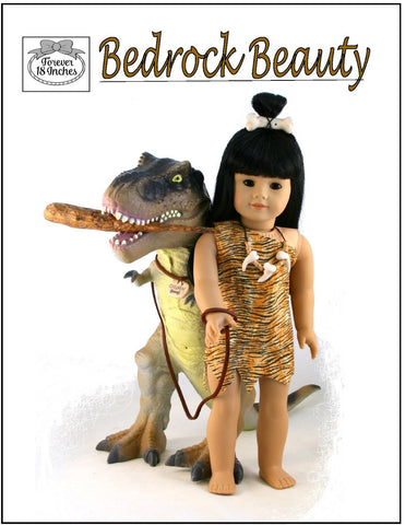 "Bedrock Beauty 18"" Doll Clothes"