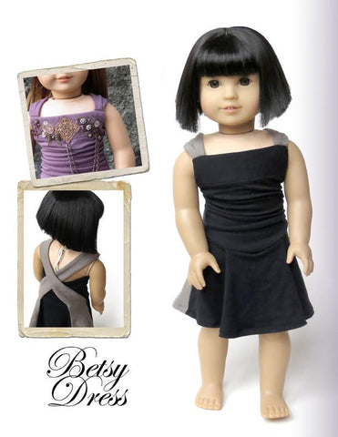 "Betsy Dress 18"" Doll Clothes"